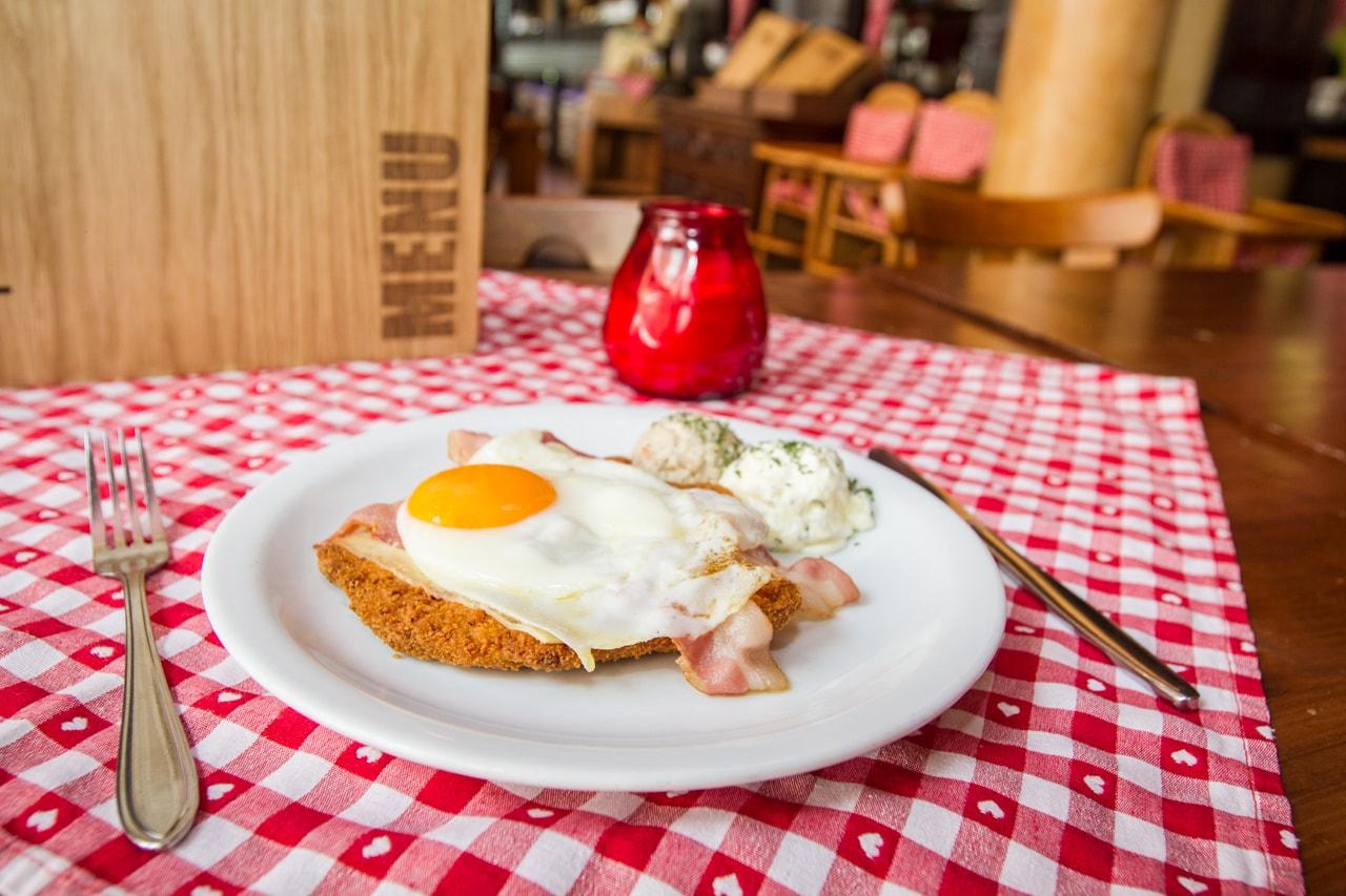 Schnitzel Restaurant Limburg