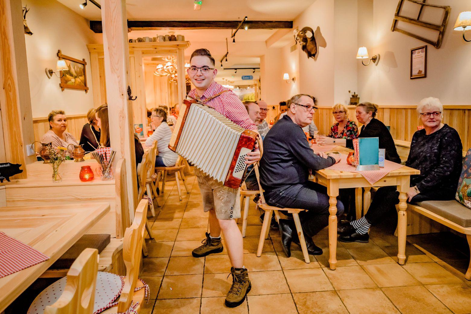 Restaurant groep