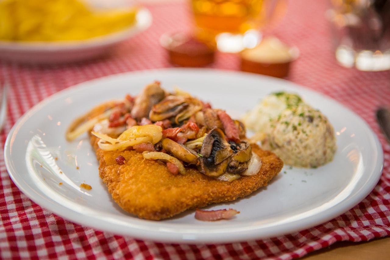 Schnitzel Deutschland